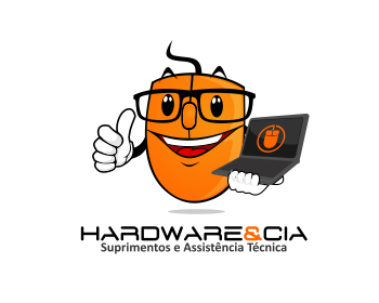 Hardware&Cia logo design