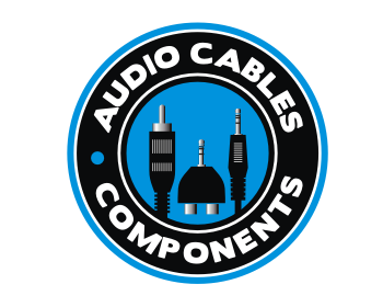 audioCables&Compoments/AudioCables&Compnents logo design