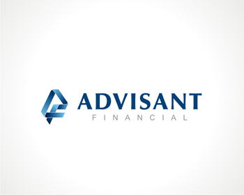 Logo design for Advisant Financial