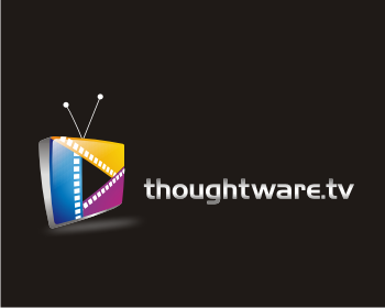Thoughtware Tv Logo Design Contest Logo Designs By Khelog