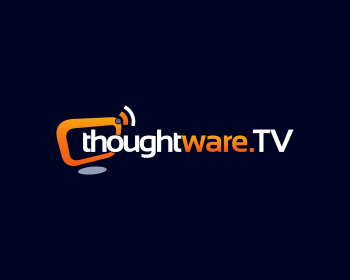 Thoughtware.TV logo design