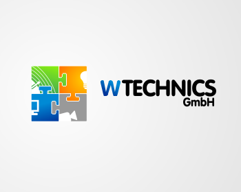 W-Technics GmbH logo design