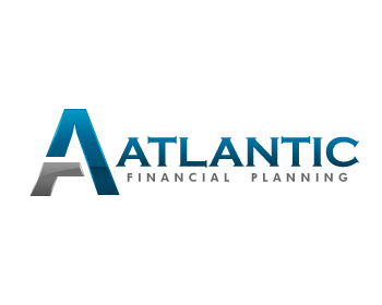 Atlantic Financial Planning logo design
