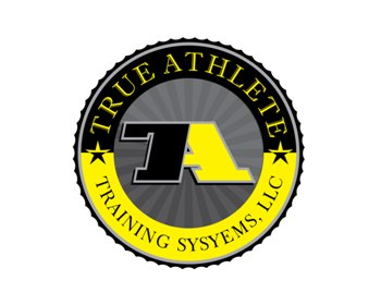 True Athlete Training Systems, LLC logo design