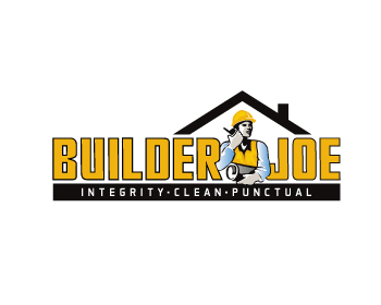Logo design for Builder Joe