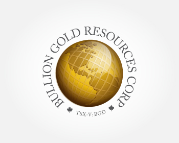 Bullion Gold Resources Corp. logo design