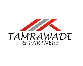 Tamra Wade and Partners logo design