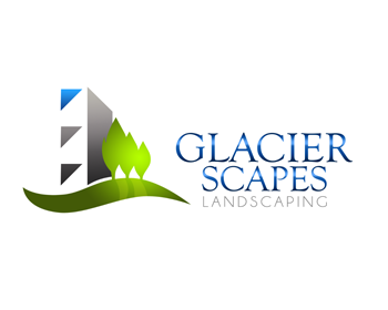 Logo design for GlacierScapes