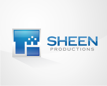 SHEEN PRODUCTIONS logo design