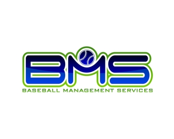 Logo design for BASEBALL MANAGEMENT SERVICES or BMS