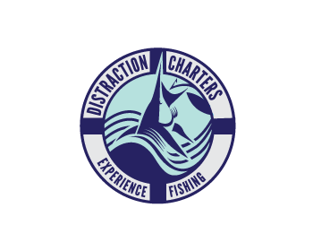 Distraction Charters logo design