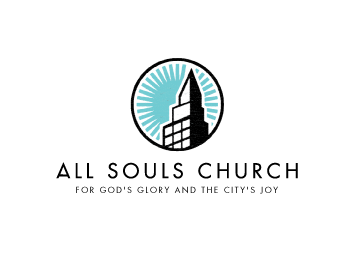 All Souls Church logo design