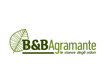 b&b Agramante logo design