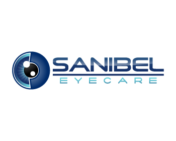 Sanibel Eyecare logo design