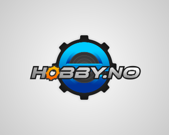 E-HOBBY.NO logo design