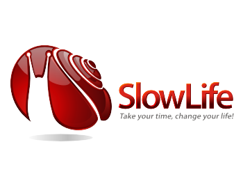 Slow Life logo design