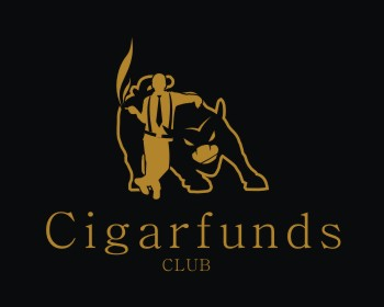 Logo design for CigarFunds Club