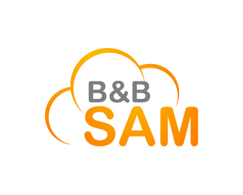 B&B SAM logo design