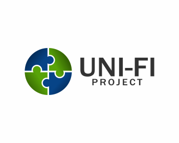 Logo design for Uni-fi Project
