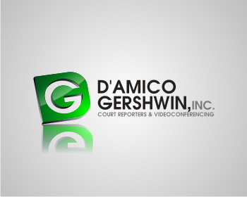 Logo design for D'Amico Gershwin, Inc.