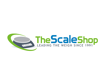 The Scale Shop logo design