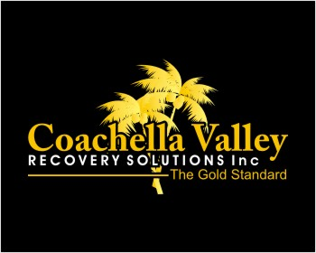 Coachella Valley Recovery Solutions Inc logo design