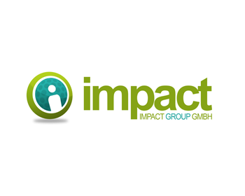 Logo design for impact-group.ch