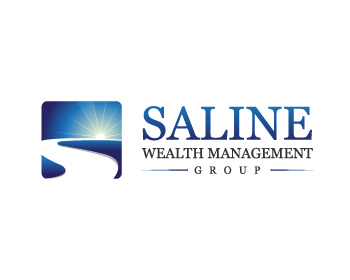 Saline Wealth Management Group logo design