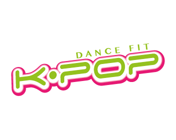 Logo design for K-Pop Dance Fit