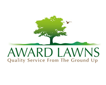 Logo design for Award Lawns