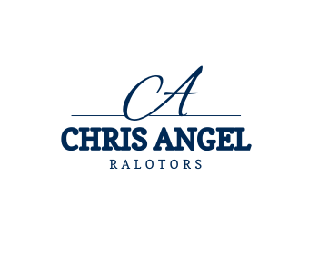 Chris Angel Realtors logo design