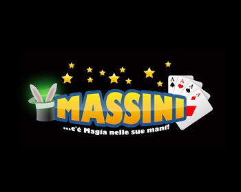 MASSINI logo design