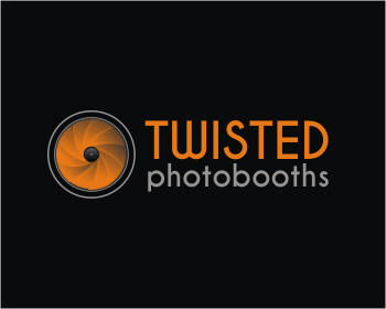 Twisted Photobooths logo design