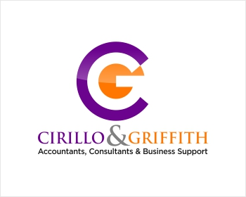 Logo design for Cirillo & Griffith - Accountants, Consultants & Business Support