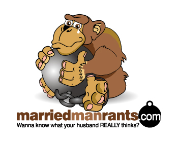 Marriedmanrants.com logo design
