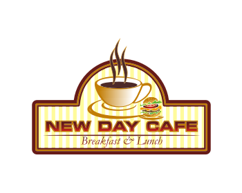 Logo design for New Day Cafe