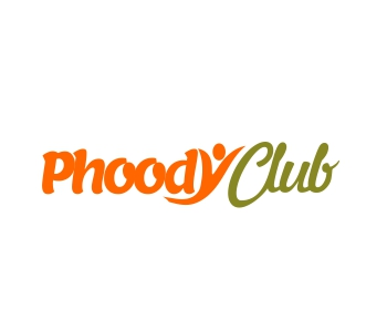 Phoody Club logo design