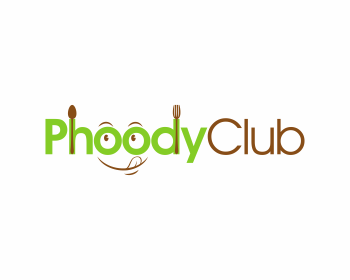 Logo design for Phoody Club