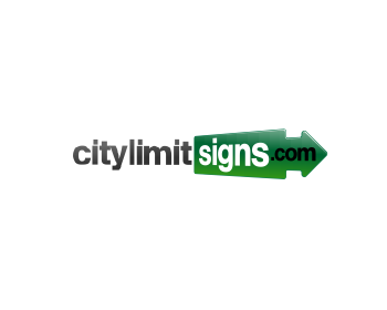 CityLimitSigns.com logo design