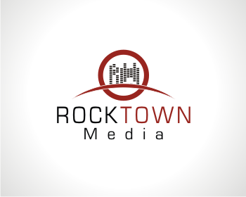 logo design for Rocktown Media