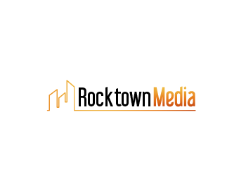 Rocktown Media logo design