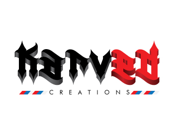 KarvEd Creations logo design