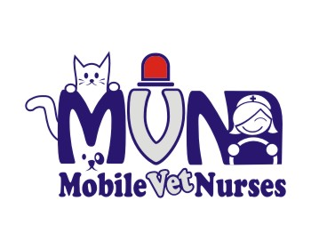 Logo design for Mobile Vet Nurses