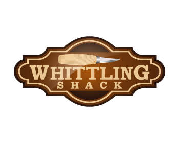 Logo design for Whittling Shack