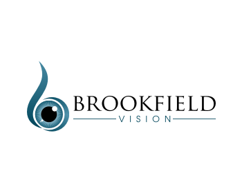 Brookfield Vision logo design