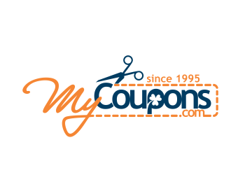 Mycoupons.com logo design
