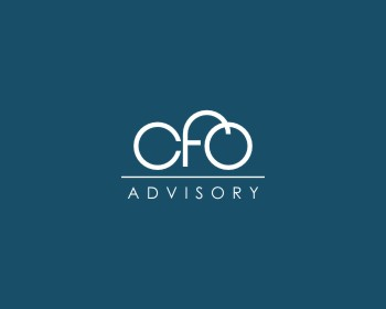 CFO Advisory logo design