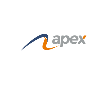 Apex logo design