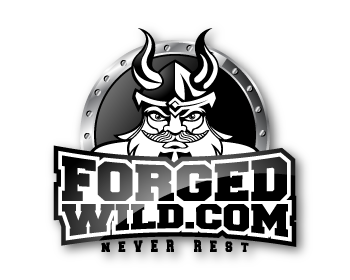 Logo Forged Wild