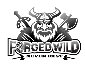 Forged Wild logo design